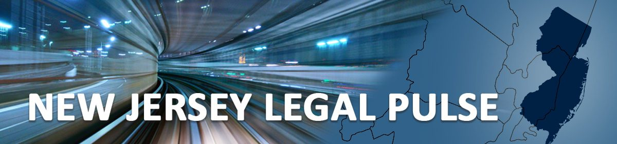 New Jersey Legal Pulse